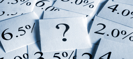 Percentages calculator & conversion