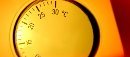 Celsius to Fahrenheit temperature conversion scales